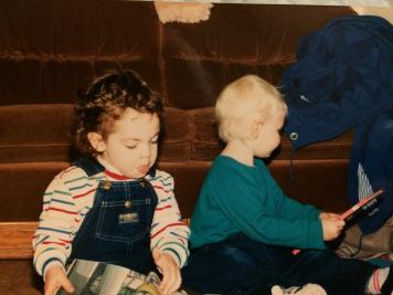 Erin, age 2