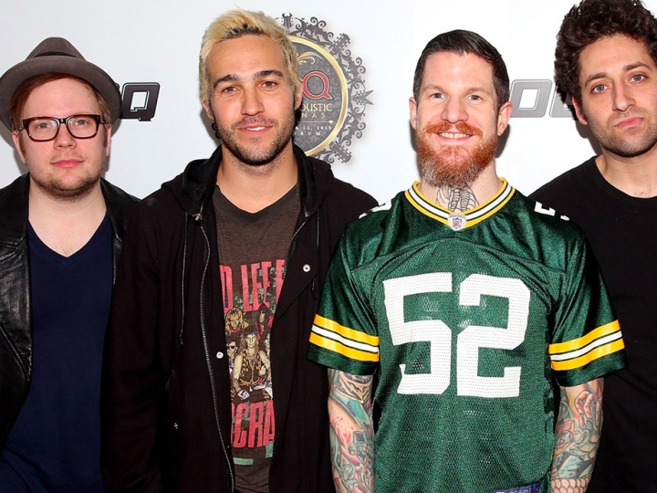 "New Fall Out Boy single ""Young and Menace"" has something old, new, and borrowed"