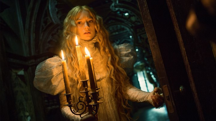 I Don't Want to Close My Eyes: Edith Cushing, Crimson Peak, and Gothic Girlhood
