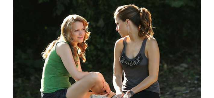 Brooke Davis Brought Me Out Of TheCloset